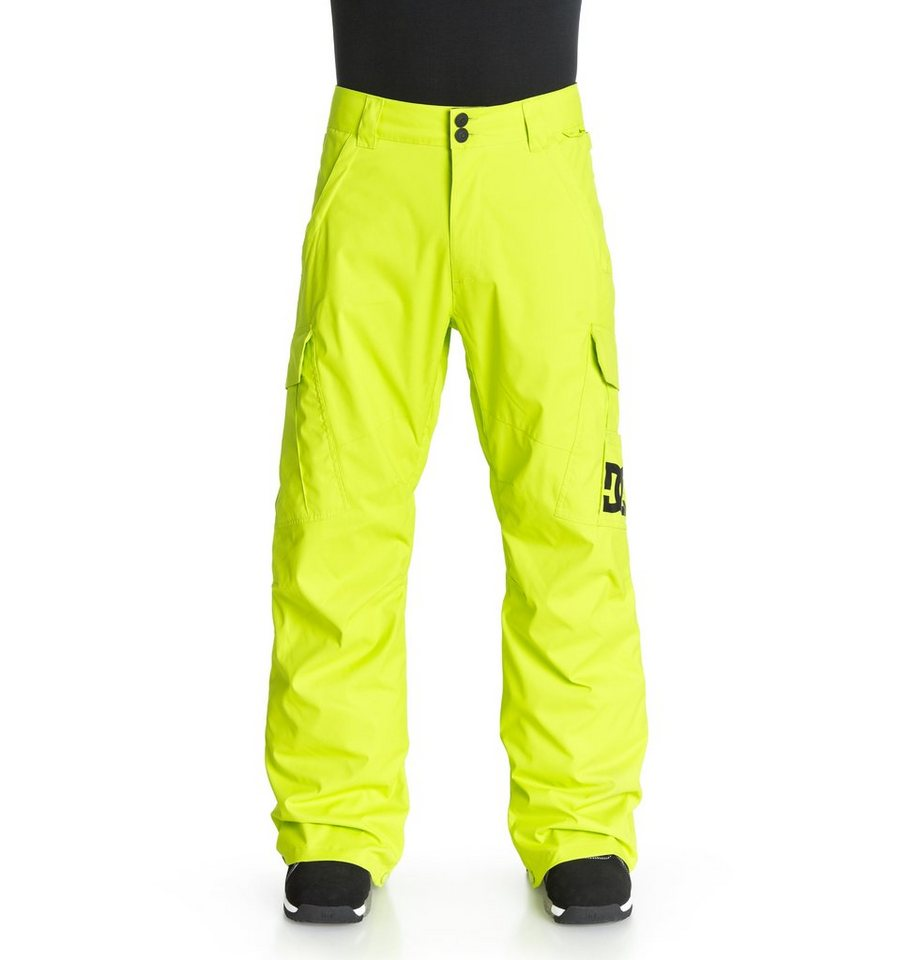 DC Shoes Snowboard Hose »Banshee« in Lime punch