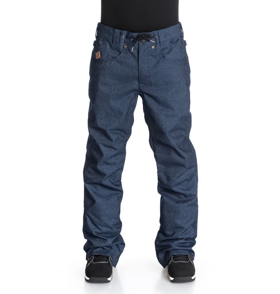 DC Shoes Snowboard Hose »Relay« in Indigo denim
