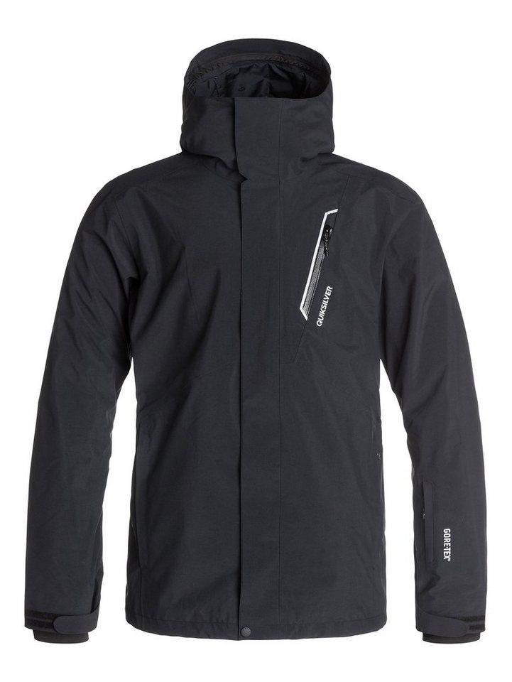 Quiksilver Snowboard-Jacke »Forever 2L GORE-TEX« in Black