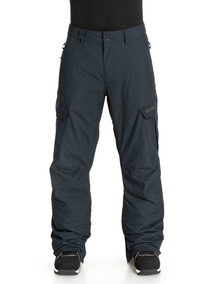 Quiksilver Snowboard Hose »Mission INS« in Black