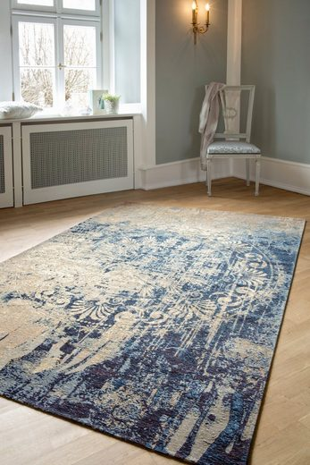 Teppich »Antique«  LUXOR living  rechteckig  Höhe 6 mm  Flachgewebe  Vintage Design