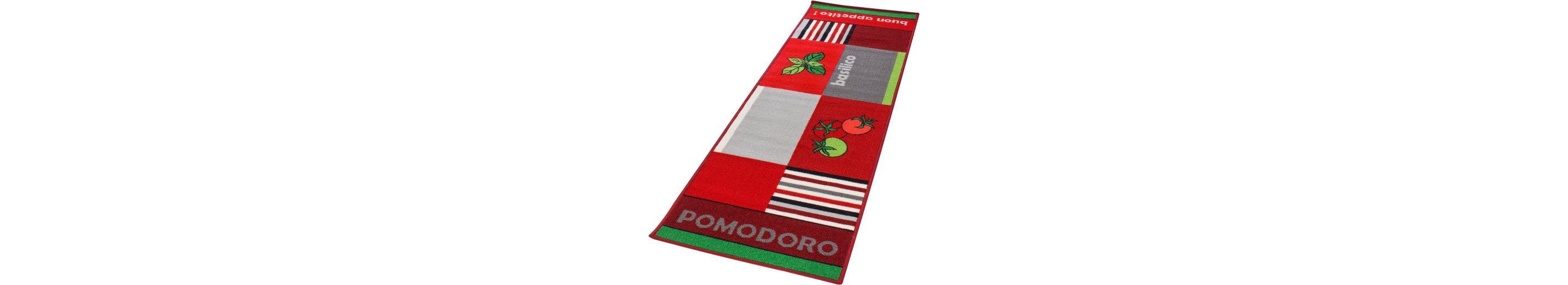 Küchenläufer, Andiamo, »Pomodoro«, getuftet