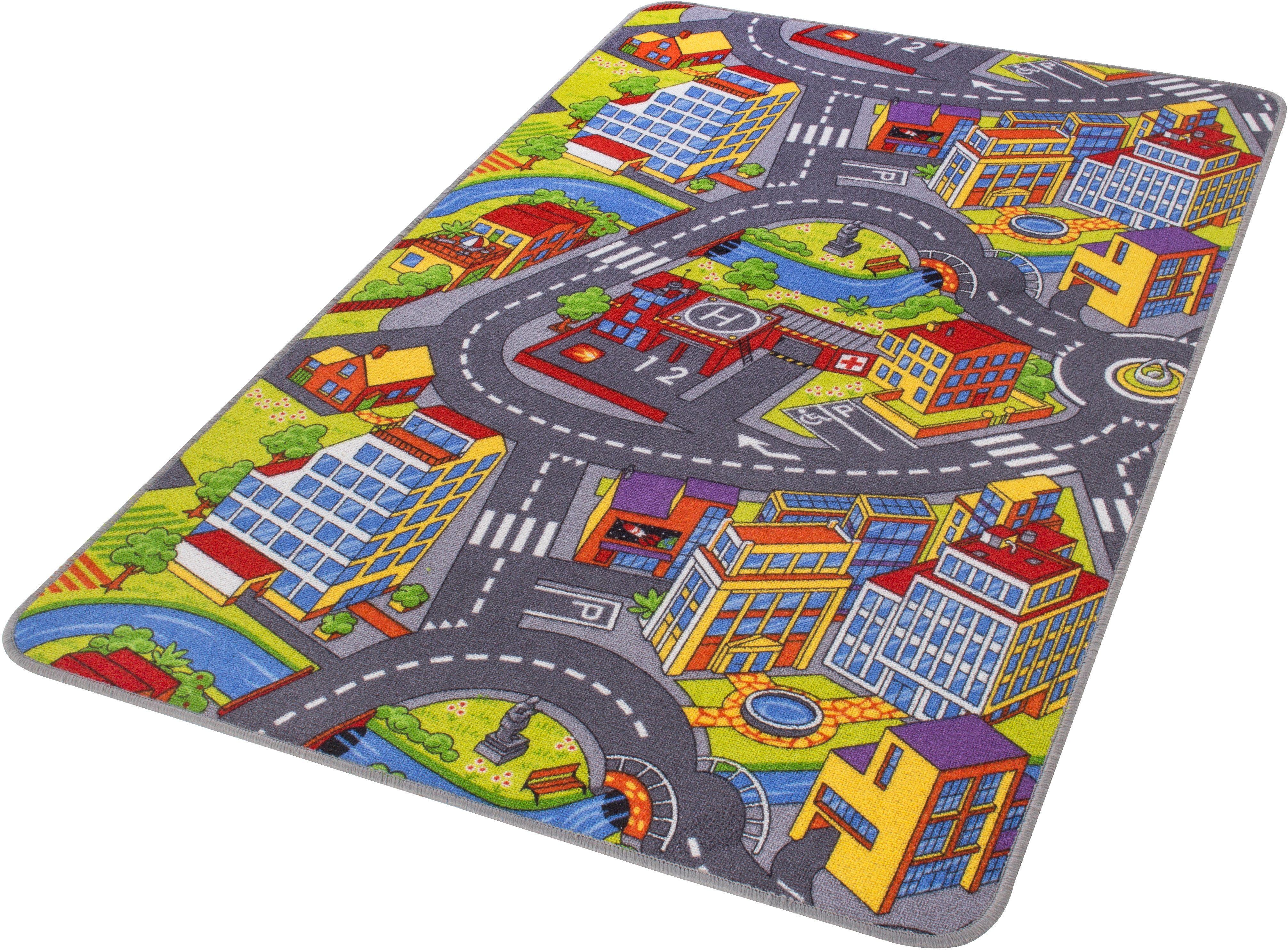 Kinderteppich online kaufen kinderzimmerteppich otto