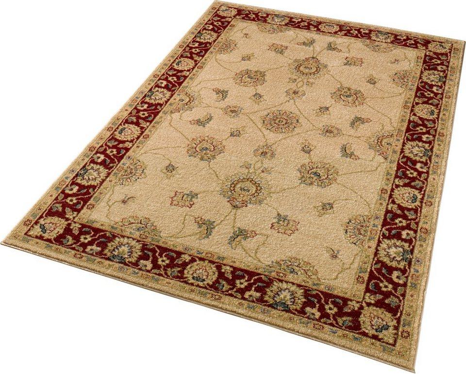 Teppich »Royal«, Schöngeist & Petersen, gewebt, klassisch in Beige
