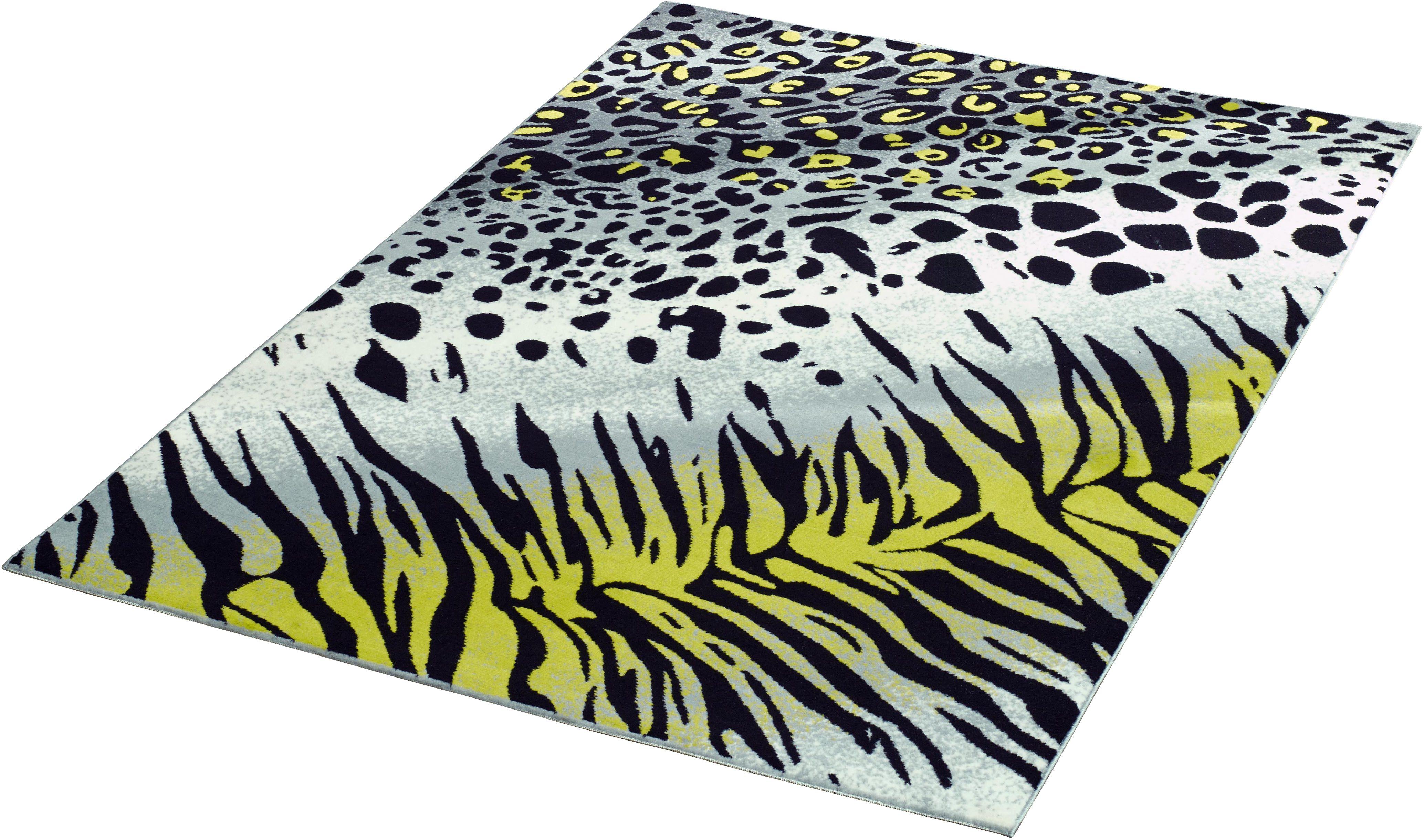 Teppich »Safari Mix«, Hanse Home, rechteckig, Höhe 9 mm