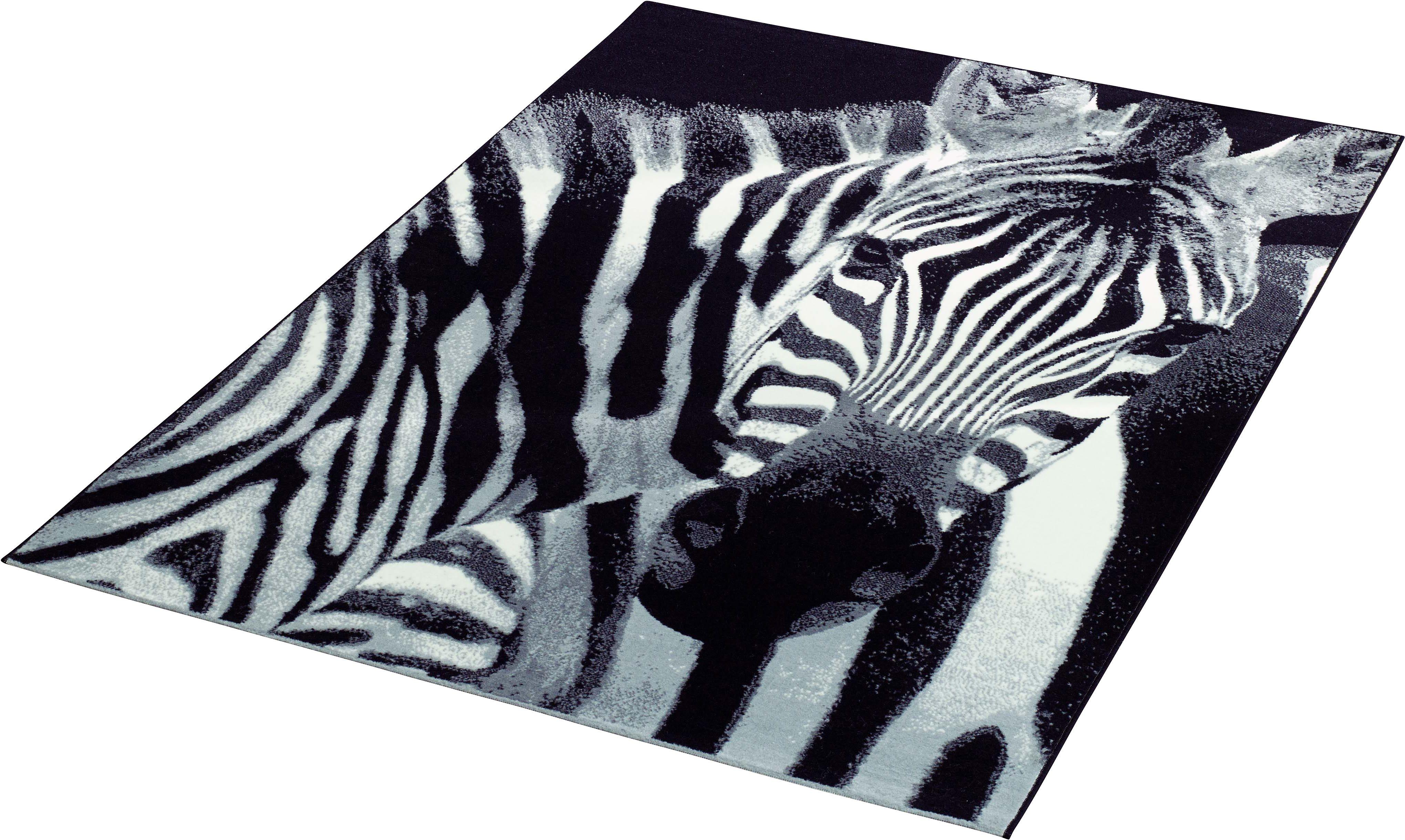 Teppich »Zebra«, Hanse Home, rechteckig, Höhe 9 mm