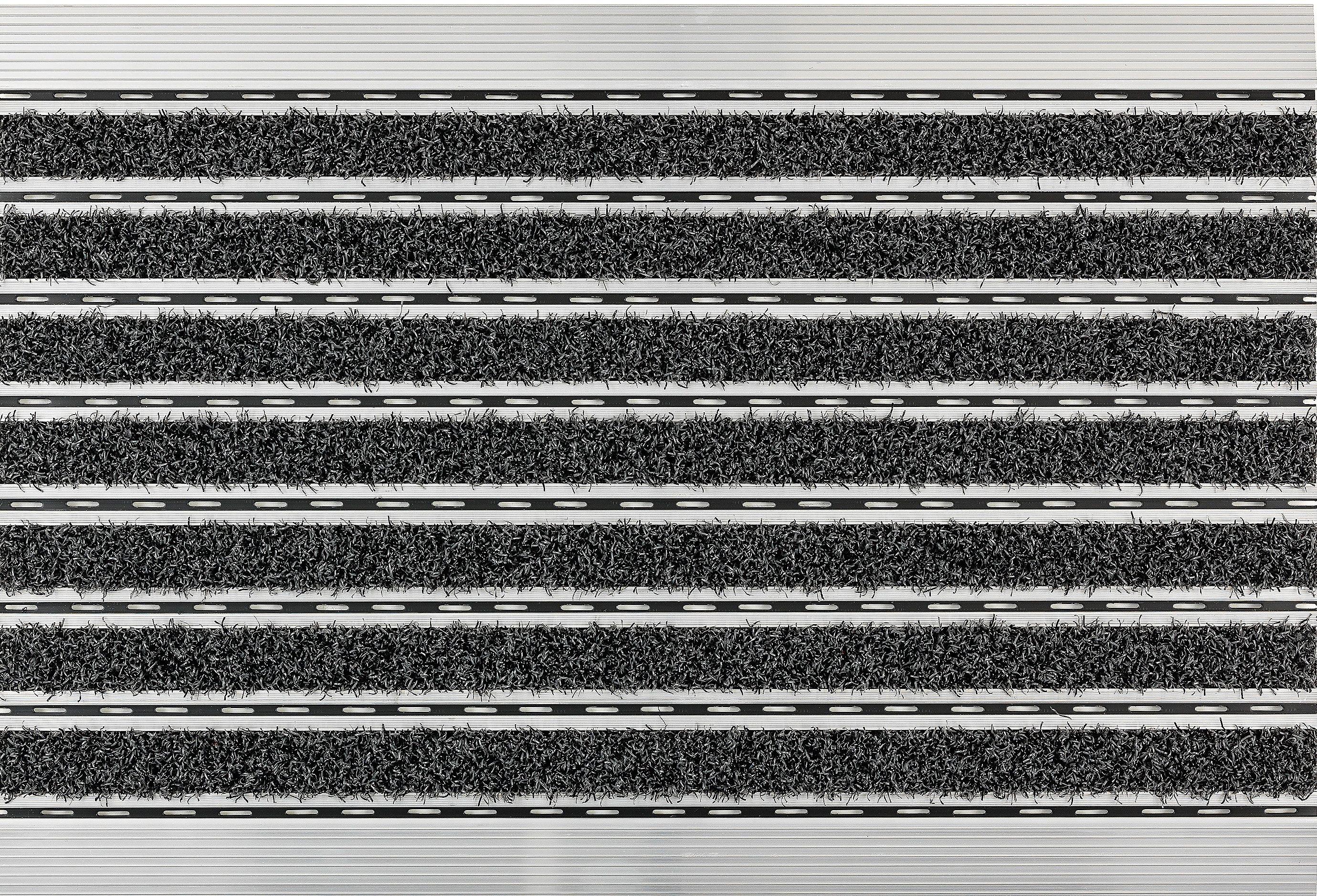 Fußmatte »Scraper«, ASTRA, rechteckig, Höhe 10 mm, mit Aluminiumrahmen | Heimtextilien > Fussmatten | ASTRA