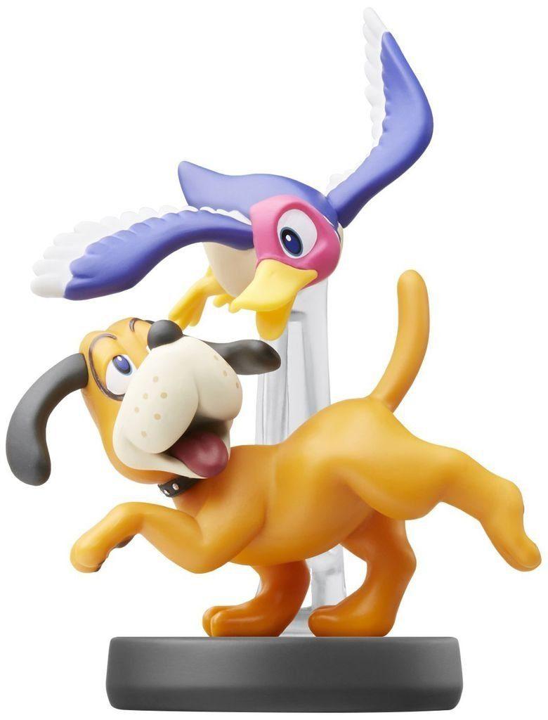 Nintendo Wii U - Spiel »amiibo Smash Duck-Hunt #47«