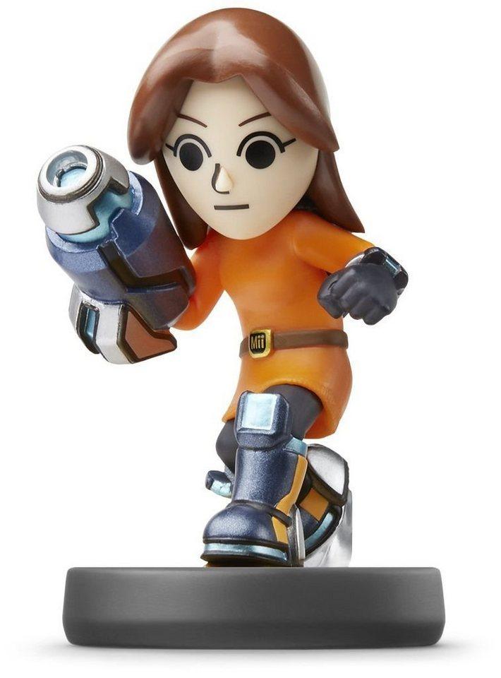 Nintendo Wii U - Spiel »amiibo Smash Mii-Schützin #50«