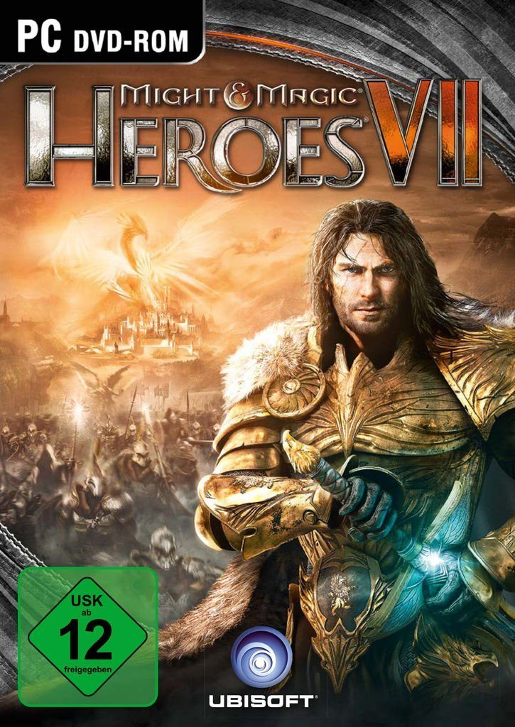 Ubisoft PC - Spiel »Might & Magic Heroes VII«