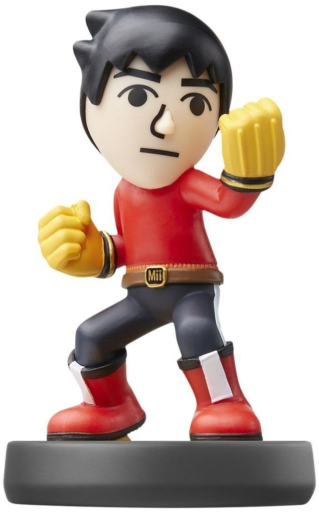 Nintendo Wii U - Spiel »amiibo Smash Mii-Boxer #48«