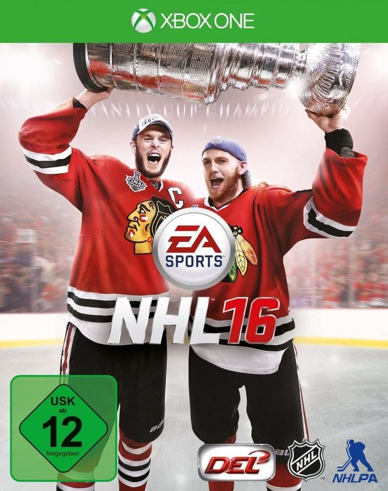 Electronic Arts XBOX One - Spiel »NHL 16«