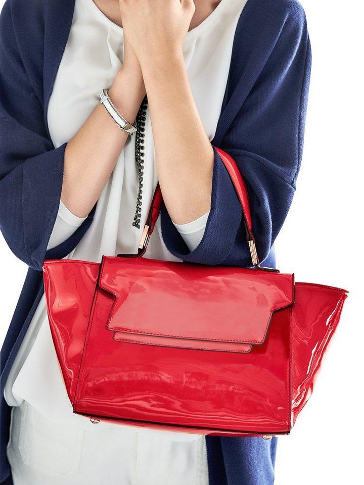 Heine Tasche in rot