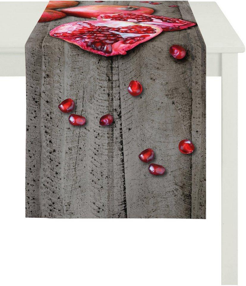 Tischläufer, Apelt, » 7919 Granatapfel« in Granatapfel