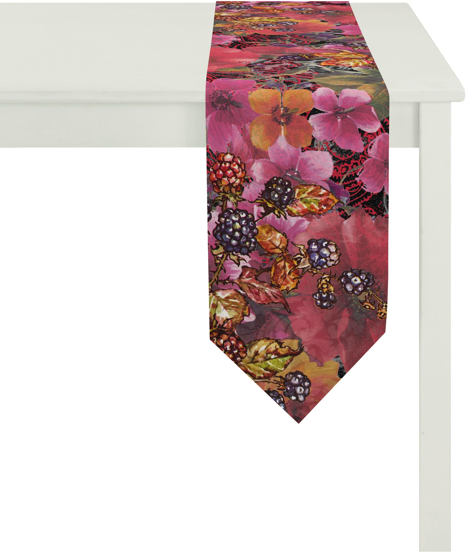 Tischband, Apelt, »7917 Floral Beeren«