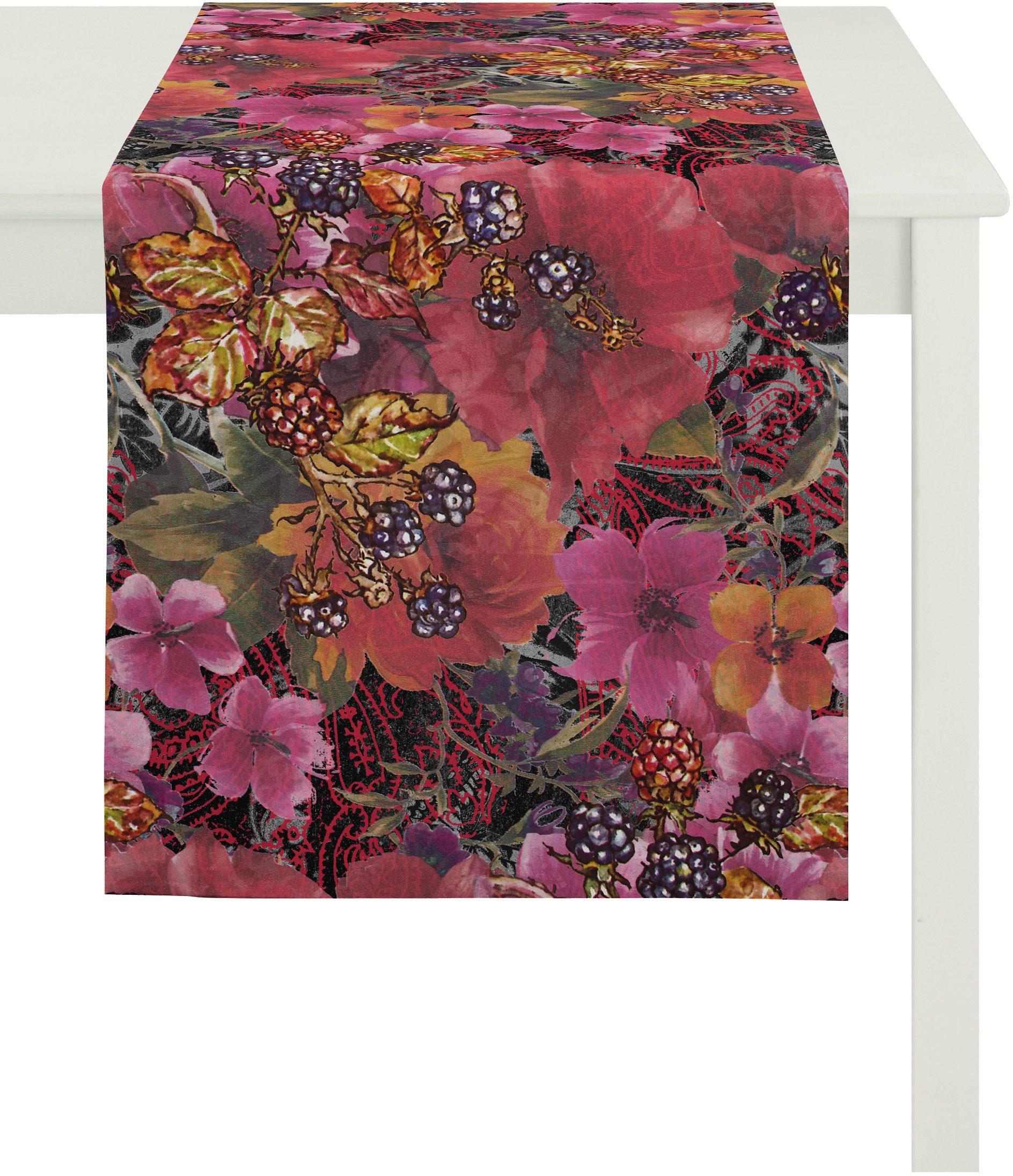 Tischläufer, Apelt, »7917 Floral Beeren«