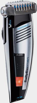 Babyliss Haar- und Bartschneider E846E, Elektrochemischer 3D-Schliff, Selbstölend und abnehmbar