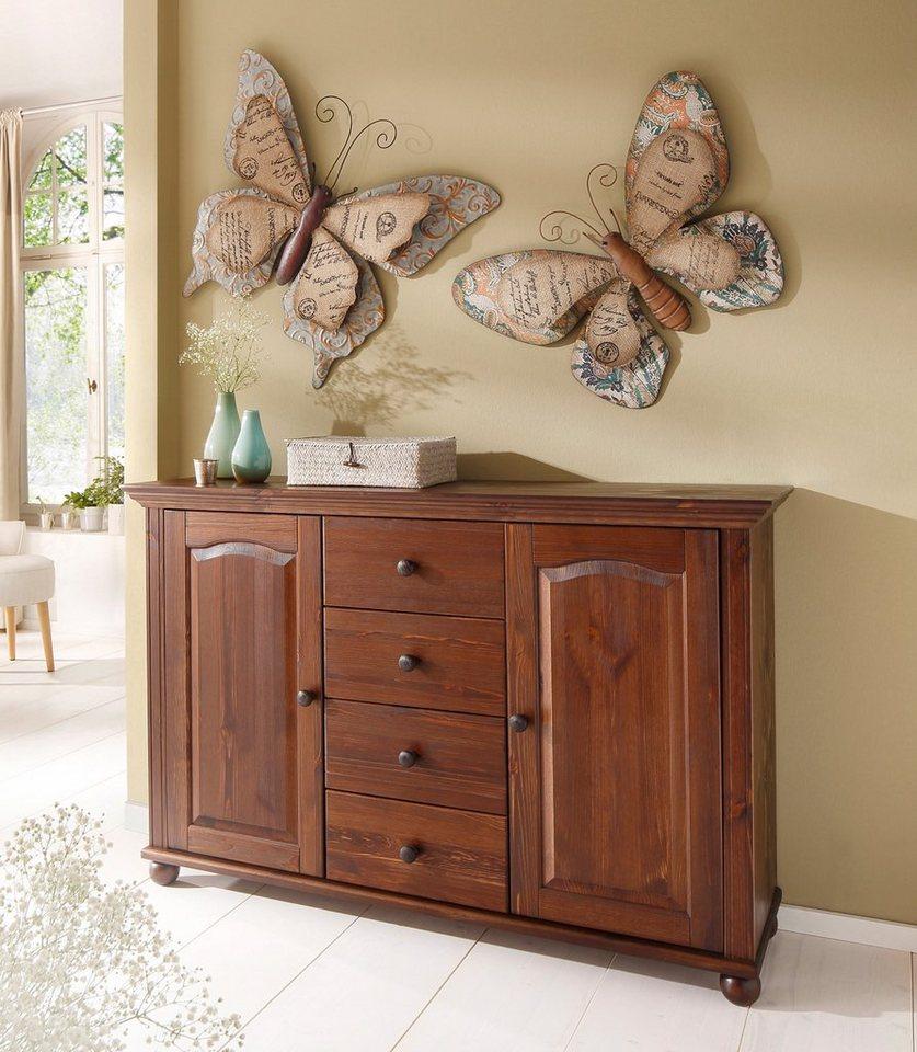 kommode ulm home affaire online kaufen otto. Black Bedroom Furniture Sets. Home Design Ideas