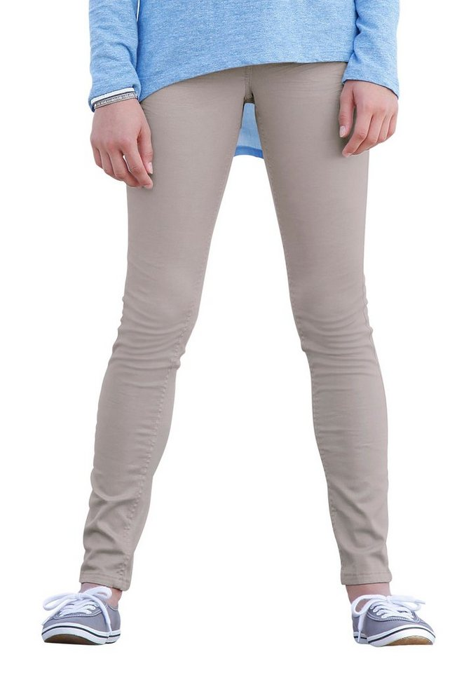 s.Oliver RED LABEL Junior Treggings in grau