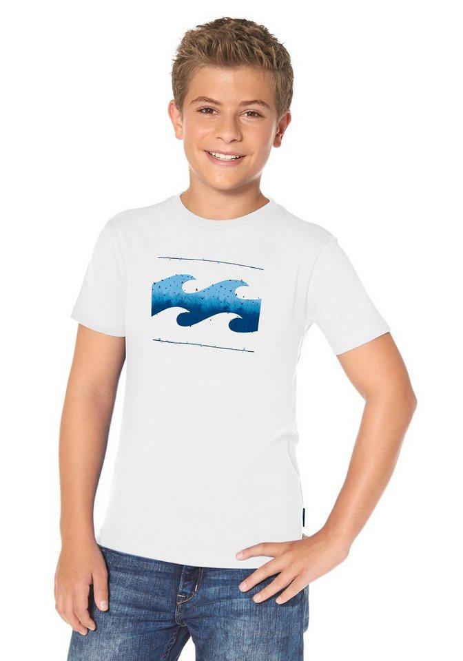 Billabong T-Shirt in weiß