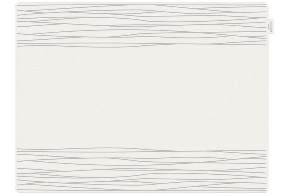 contento Tischset, »Jay« (2 Stück) in Grau