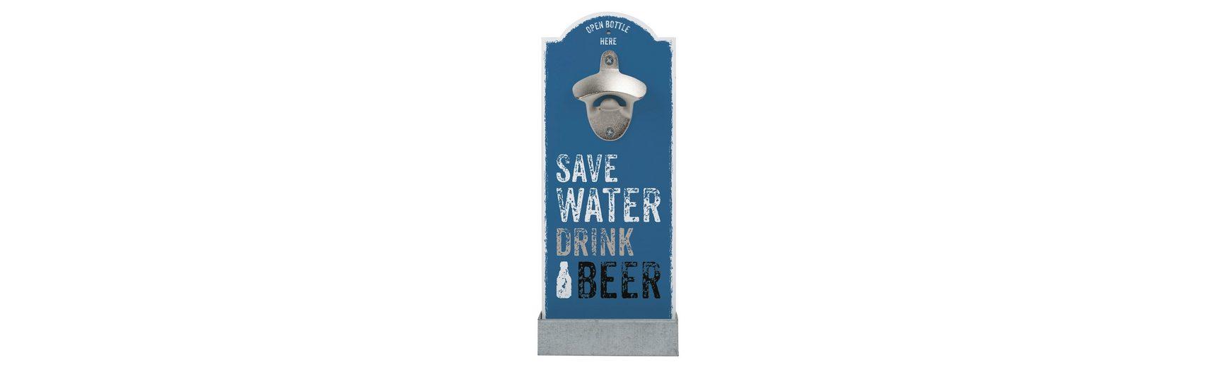 contento Wand-Flaschenöffner, »Save Water«