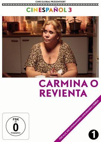 DVD »Carmina o Revienta (OmU)«