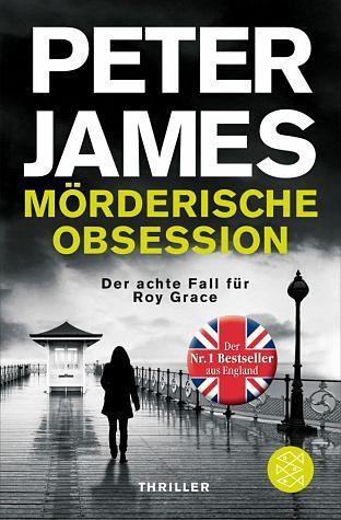 Broschiertes Buch »Mörderische Obsession / Roy Grace Bd.8«