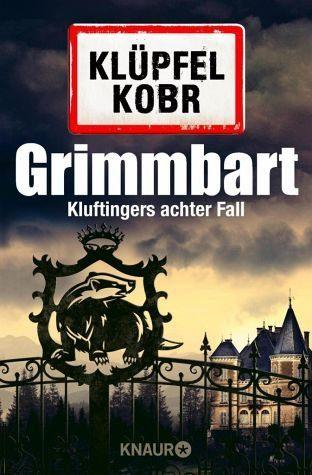 Broschiertes Buch »Grimmbart / Kommissar Kluftinger Bd.8«