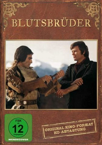 DVD »Blutsbrüder«