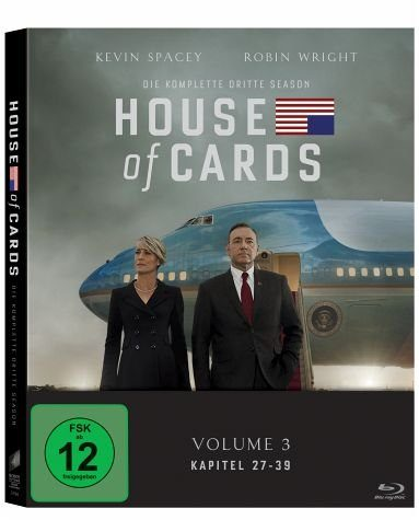 Blu-ray »House of Cards - Die komplette dritte Season«