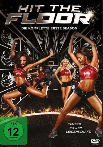 DVD »Hit the Floor - Die komplette erste Season (3...«