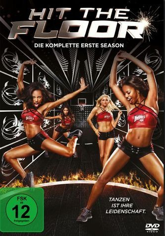 DVD »Hit the Floor - Die komplette erste Season (3...«