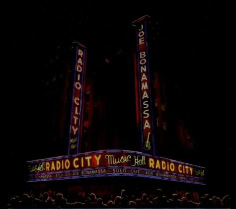 Blu-ray »Live At Radio City Music Hall«