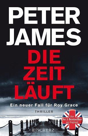 Gebundenes Buch »Die Zeit läuft / Roy Grace Bd.9«