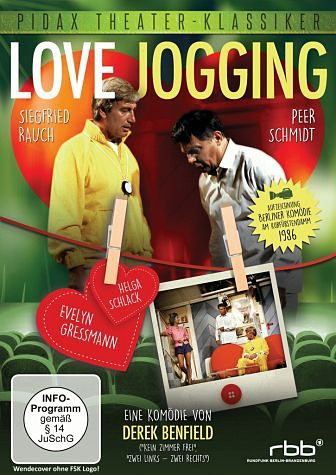 DVD »Love Jogging«