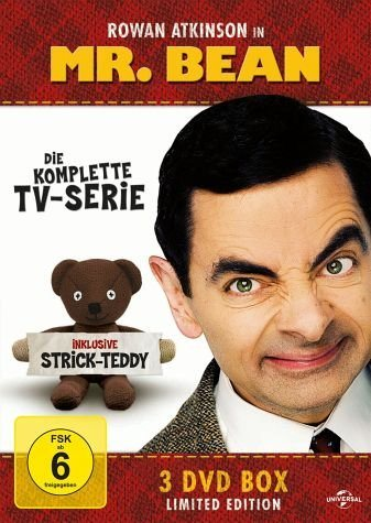 DVD »Mr. Bean - Die komplette TV-Serie (Limited...«