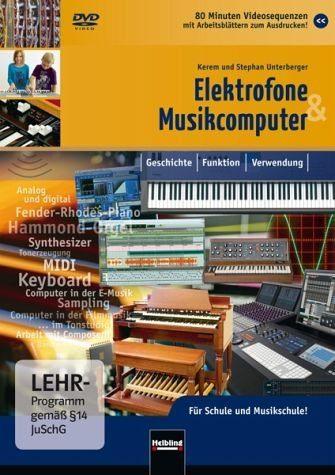 DVD »Elektrofone und Musikcomputer«