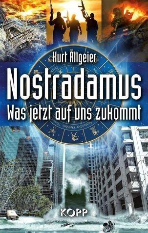 Gebundenes Buch »Nostradamus«