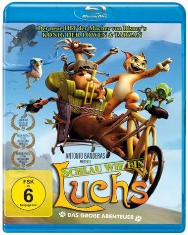 Blu-ray »Schlau wie ein Luchs«