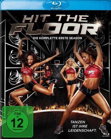 Blu-ray »Hit the Floor - Die komplette erste Season (3...«