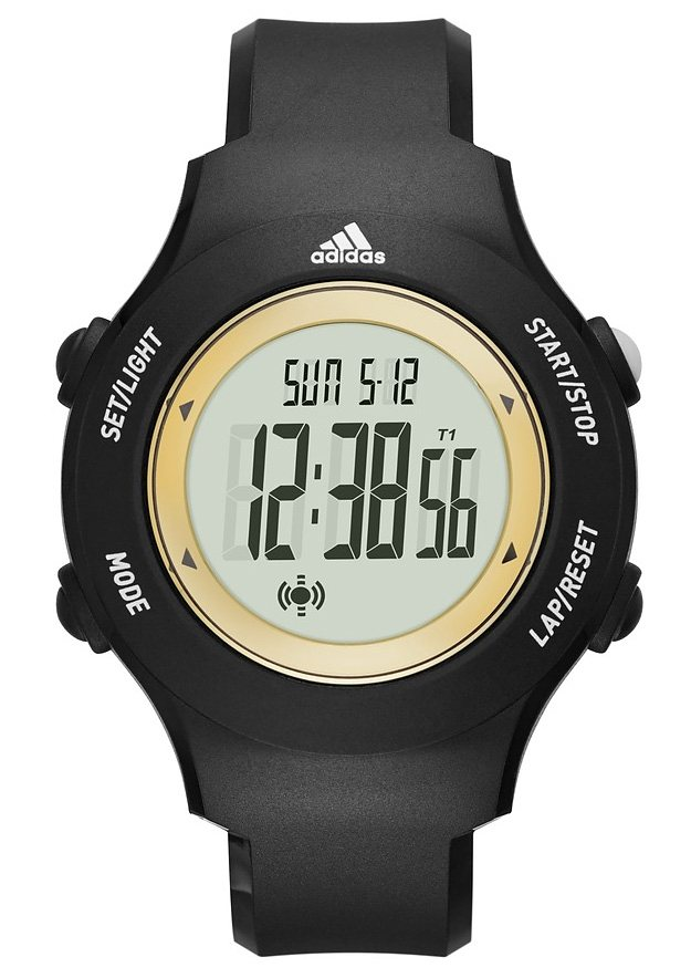 adidas Performance Chronograph »SPRUNG BASIC« in schwarz