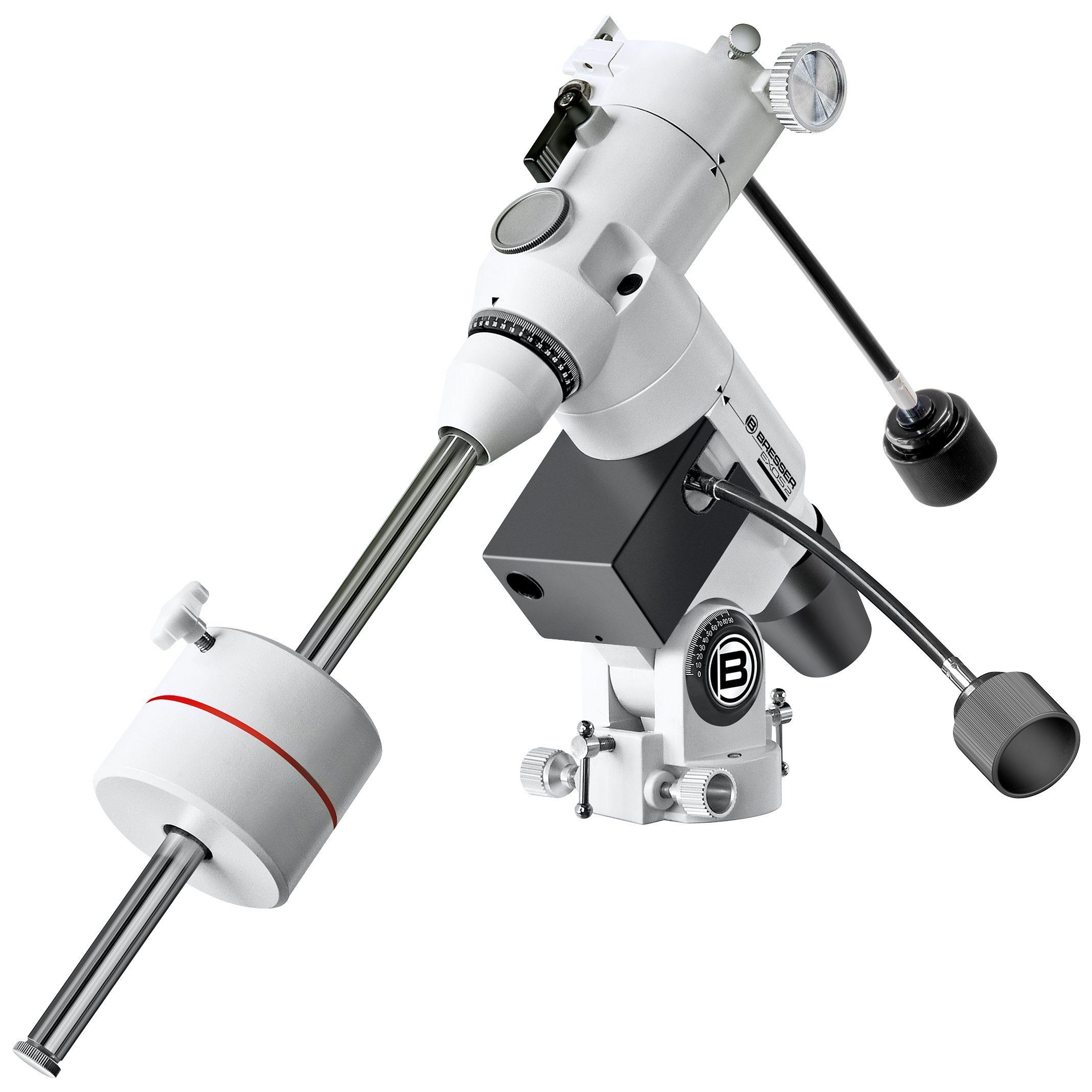 BRESSER Teleskop »BRESSER Messier EXOS 2/EQ-5 Montierung«