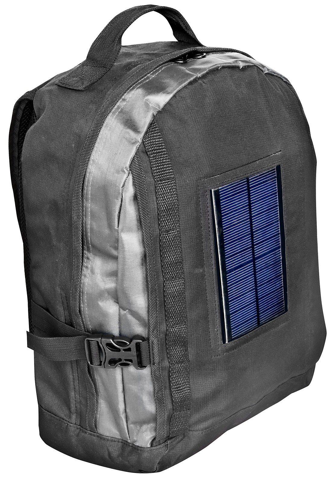 BRESSER Rucksack »Bresser Solar-Rucksack inkl. Akku«