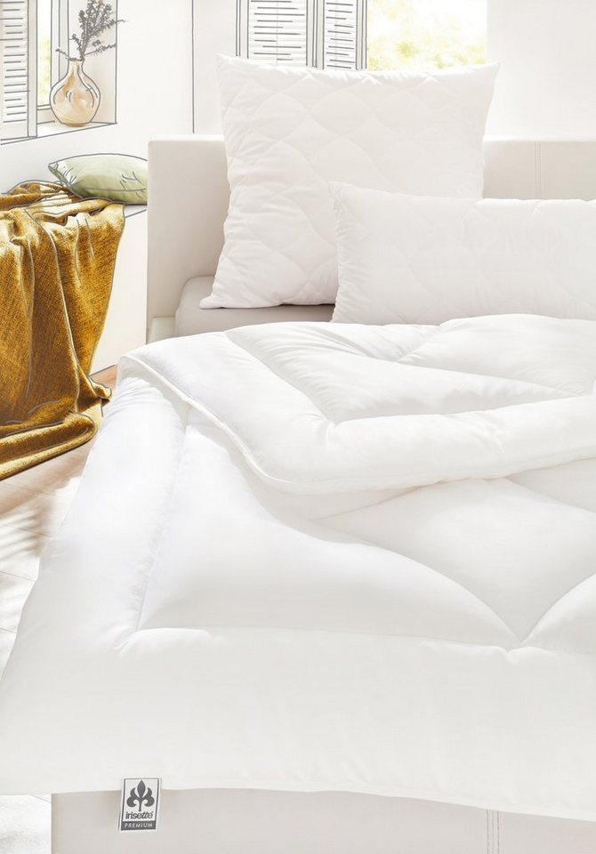 Kunstfaserbettdecke, Irisette »Premium Lina«, Warm