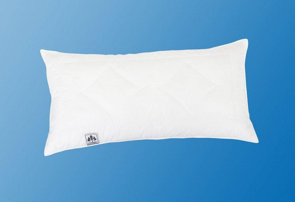 Kunstfaserkopfkissen, »Lina«, Irisette Premium