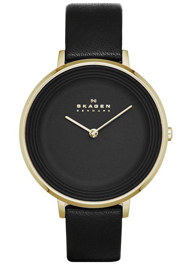 """Skagen, Armbanduhr, """"DITTE, SKW2286"""" in schwarz"""