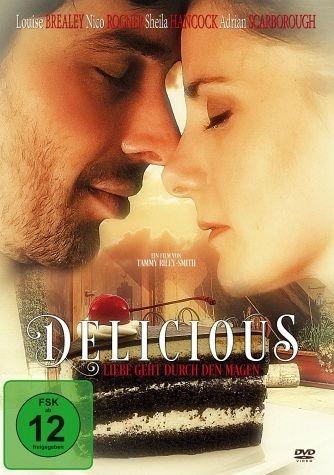 DVD »Delicious - Liebe geht durch den Magen«