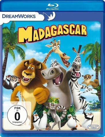 Blu-ray »Madagascar«