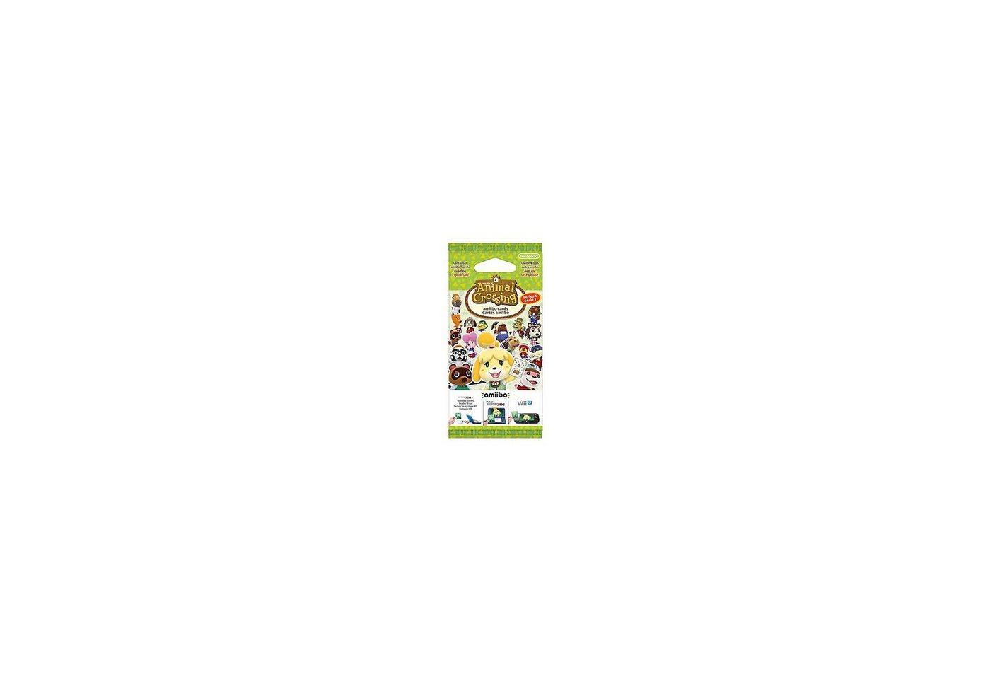 Nintendo amiibo Karten für Animal Crossing, 3 Stück - Vol. 1